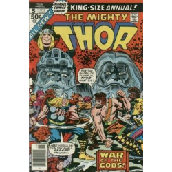 Thor (The Mighty) Vol. 1 Annual 5