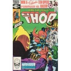 Thor (The Mighty) Vol. 1 Annual 9