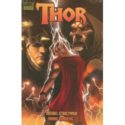 Thor (The Mighty) Vol. 1 Hard Cover 3