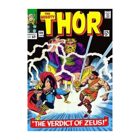 Thor (The Mighty) Vol. 1 Issue 129