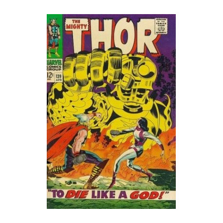 Thor (The Mighty) Vol. 1 Issue 139