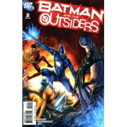 Batman and the Outsiders Vol. 2 Issue 2
