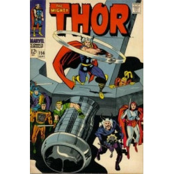 Thor (The Mighty) Vol. 1 Issue 156