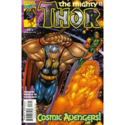 Thor (The Mighty) Vol. 2 Issue 23