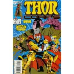 Thor Corps  Issue 1