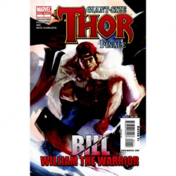 Thor: Giant-Size Finale One-Shot Giant Size 1