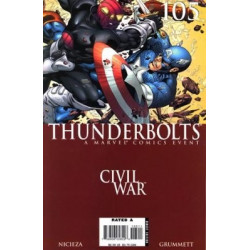 Thunderbolts Vol. 1 Issue 105