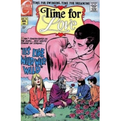 Time For Love  Issue 13