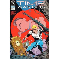 Time Masters  Issue 1