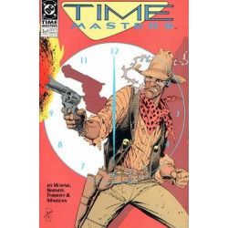 Time Masters  Issue 3