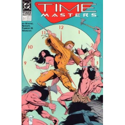 Time Masters  Issue 4