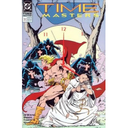 Time Masters  Issue 5