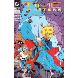 Time Masters  Issue 7