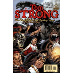 Tom Strong  Issue 32