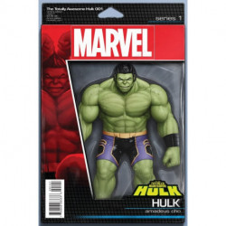 Totally Awesome Hulk Issue 01d Variant