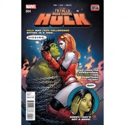 Totally Awesome Hulk Issue 04