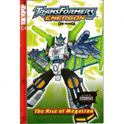 Transformers Energon Vol. 3 The Rise of Megatron