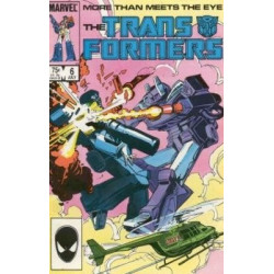 Transformers Vol. 1 Issue 06