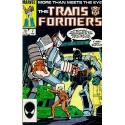 Transformers Vol. 1 Issue 07