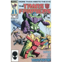 Transformers Vol. 1 Issue 10