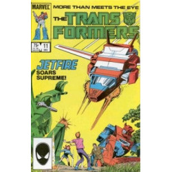 Transformers Vol. 1 Issue 11