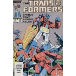 Transformers Vol. 1 Issue 12
