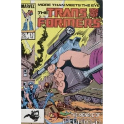 Transformers Vol. 1 Issue 13