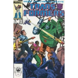 Transformers Vol. 1 Issue 14