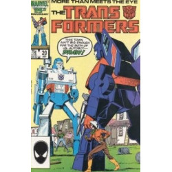 Transformers Vol. 1 Issue 20