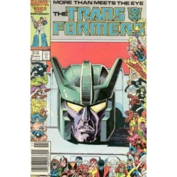 Transformers Vol. 1 Issue 22