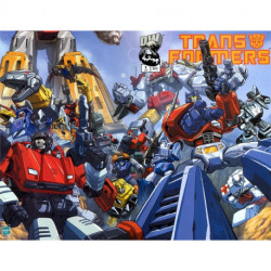 Transformers: Generation One  Issue 1