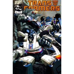 Transformers: Generation One  Issue 2