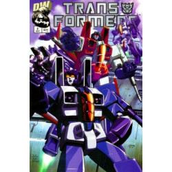Transformers: Generation One  Issue 2b