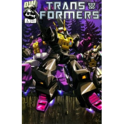 Transformers: Generation One  Issue 3b