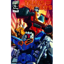Transformers: Generation One  Issue 5