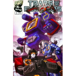 Transformers: Generation One  Issue 5b
