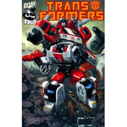 Transformers: Generation One  Issue 6