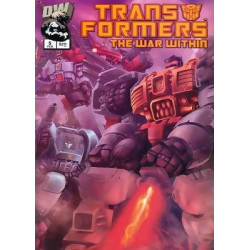 Transformers: The War Within  Issue 5