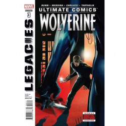 Ultimate Comics Wolverine  Issue 3