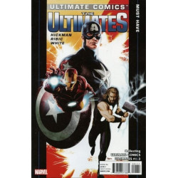 Ultimate Comics: Ultimates - Must Have One-Shot Issue 1