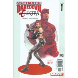 Ultimate Daredevil and Elektra Mini Issue 1
