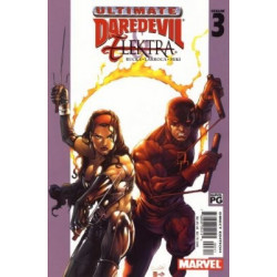 Ultimate Daredevil and Elektra Mini Issue 3