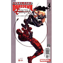 Ultimate Daredevil and Elektra Mini Issue 4