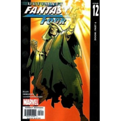 Ultimate Fantastic Four Issue 12