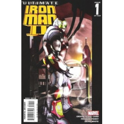 Ultimate Iron Man II Issue 1
