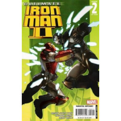 Ultimate Iron Man II Issue 2
