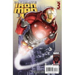 Ultimate Iron Man II Issue 3