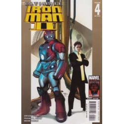 Ultimate Iron Man II Issue 4
