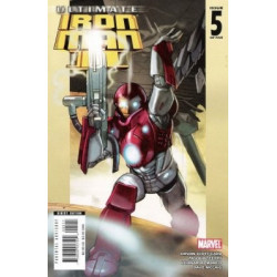Ultimate Iron Man II Issue 5