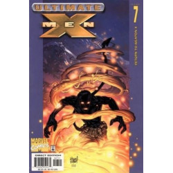 Ultimate X-Men  Issue 07